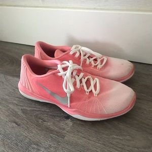 Nike Shoes - Pink Nikes